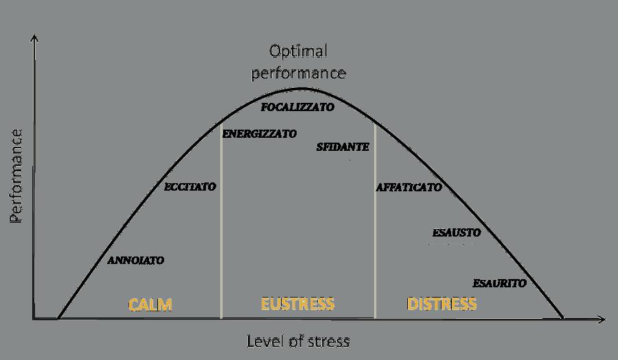 Eustress Distress Coaching