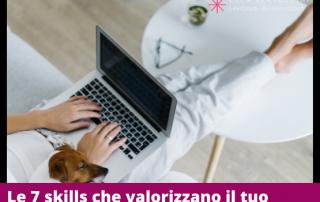 skills che valorizzano il tuo curriculum vitae