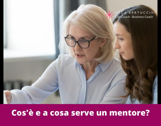 a cosa serve un mentore